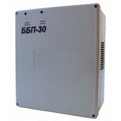 Блок бесперебойного питания ЭЛИС ББП-30 (пластиковый корпус)